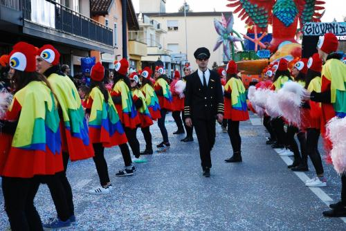 Il Carnevale di Spinea 2018